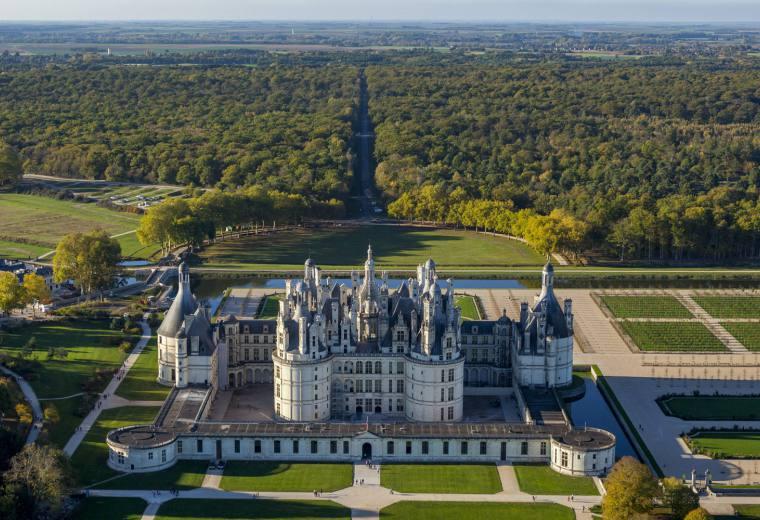 法国卢瓦尔河谷城堡群一日游(香波堡+舍农索城堡+葡萄酒品鉴)