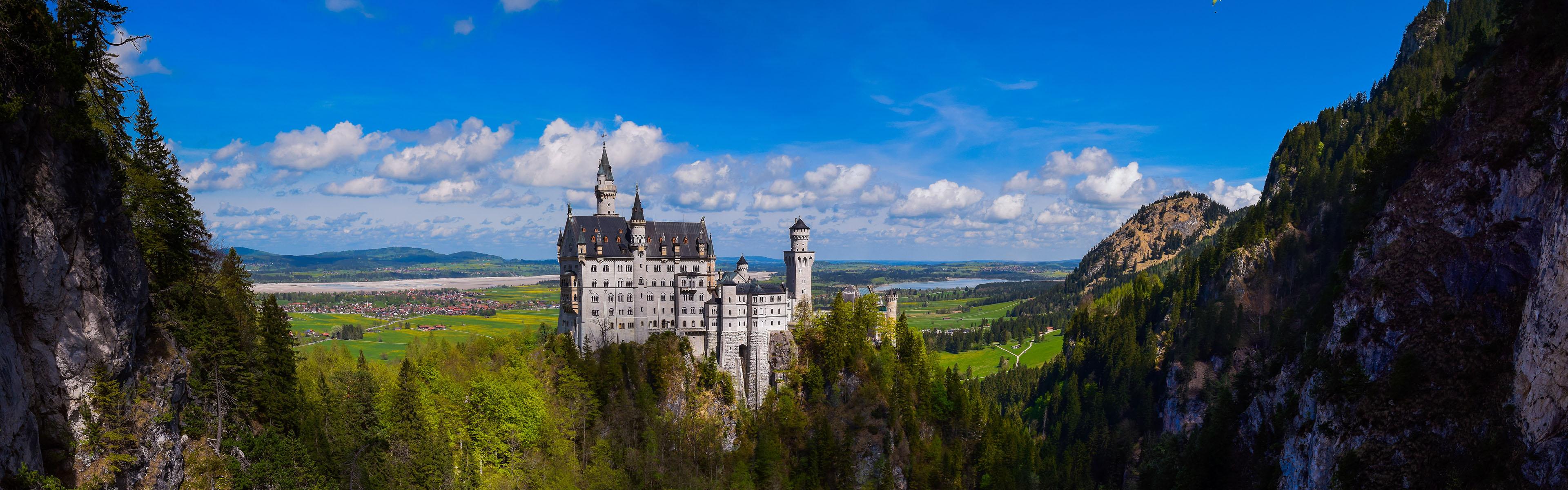 德国新天鹅堡