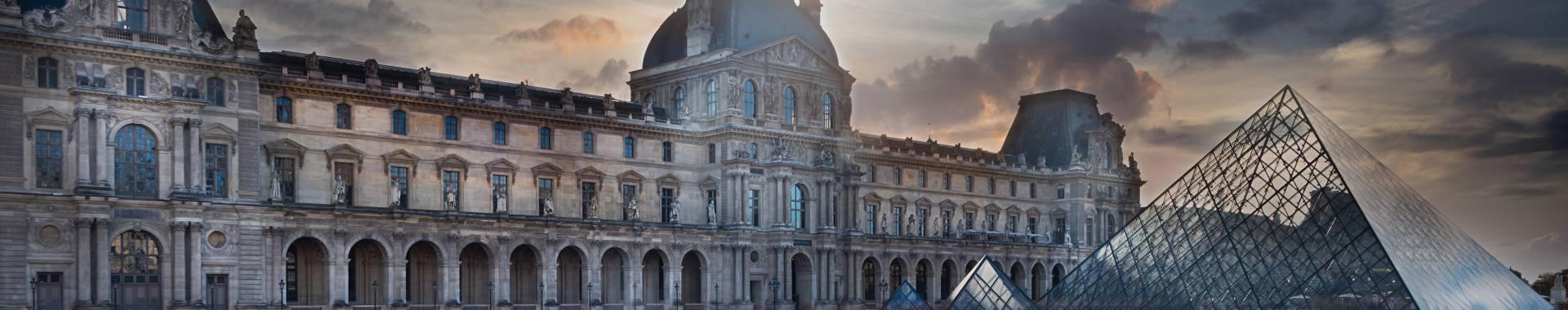 巴黎卢浮宫门票
