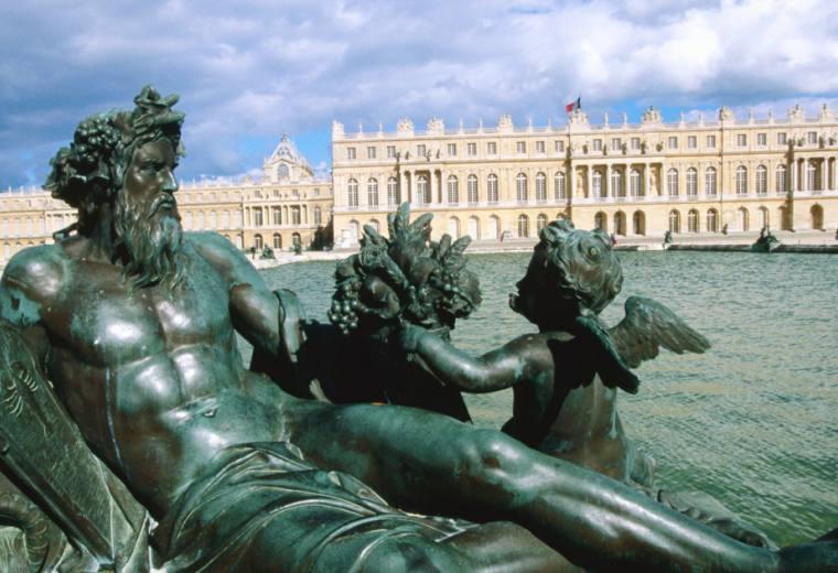 法国巴黎周边皇家宫殿一日游(凡尔赛宫+枫丹白露宫+巴比松画家村)